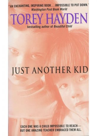 JUST ANOTHER KID American paperback 2000s edition