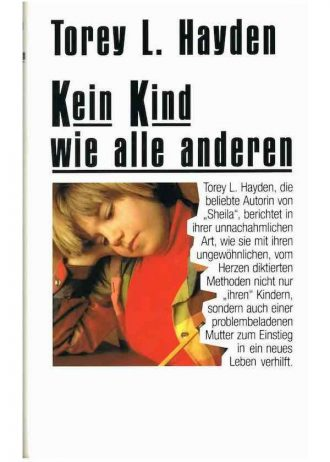 JUST ANOTHER KID German paperback edition