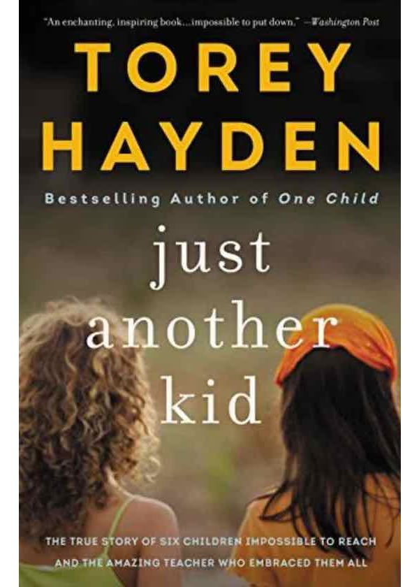 JUST ANOTHER KID current American paperback edition