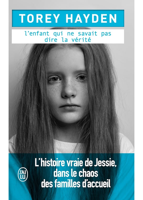 Lost Child French Cover - Torey Hayden