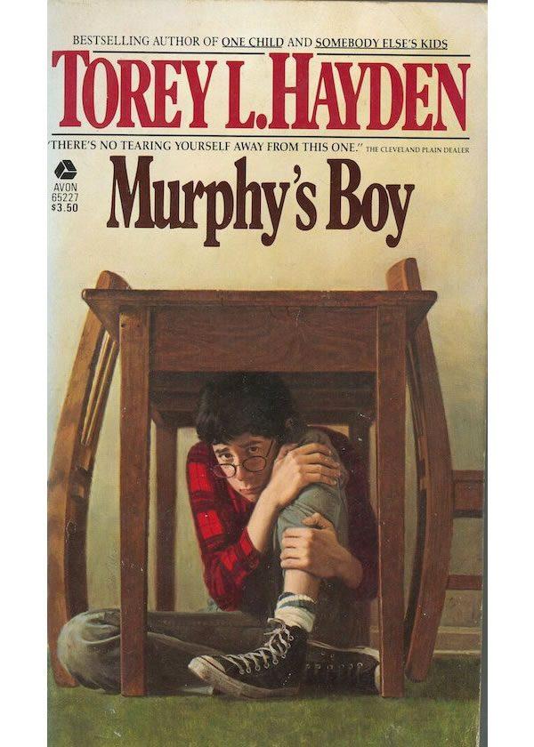 MURPHY'S BOY American original paperback
