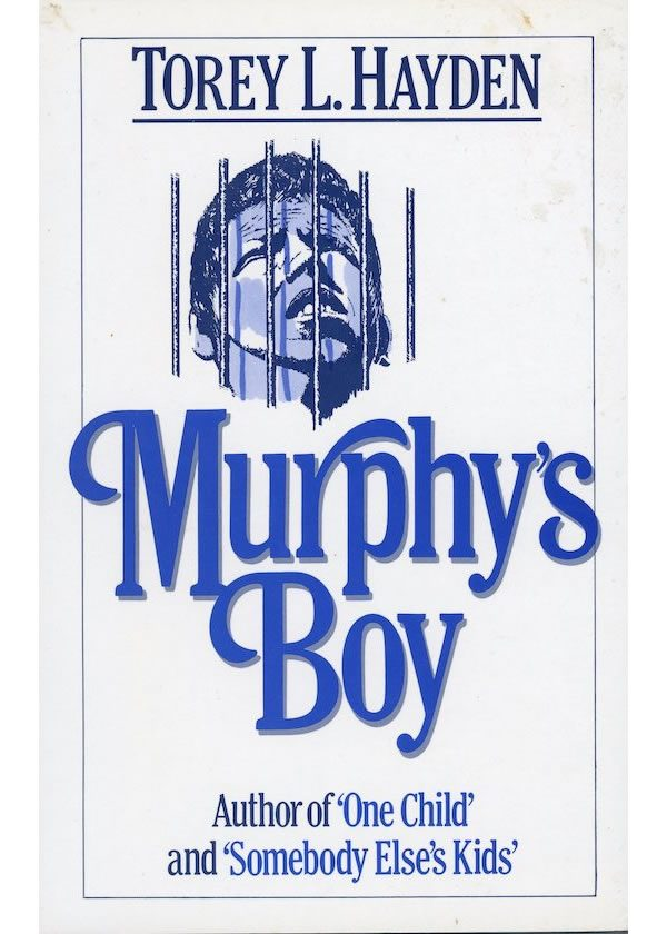 MURPHY'S BOY British hardback original 1984