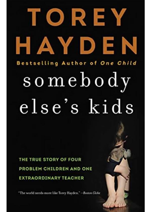 SOMEBODY ELSE'S KIDS American paperback