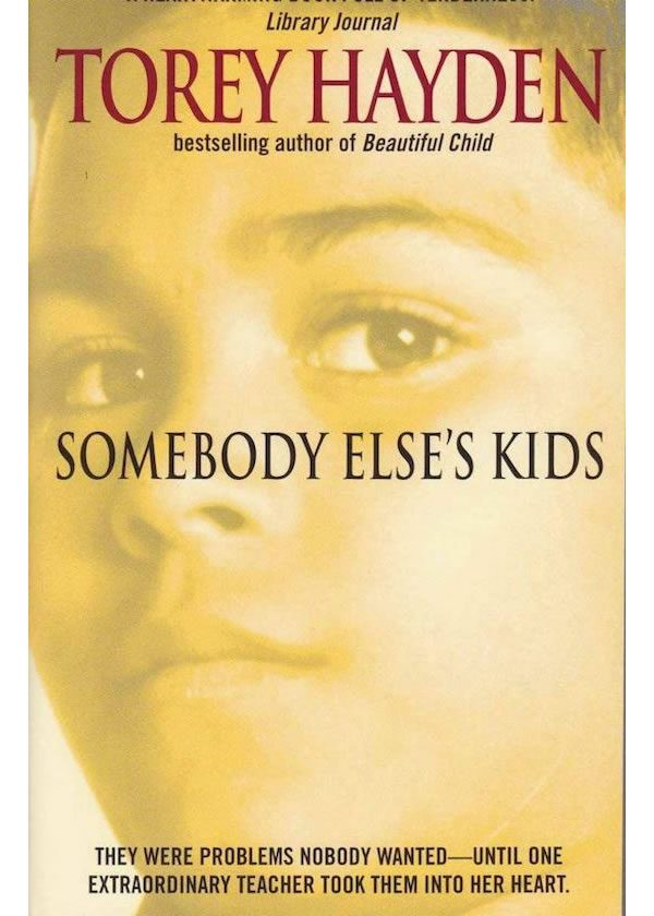 SOMEBODY ELSE'S KIDS American paperback 2000s edition