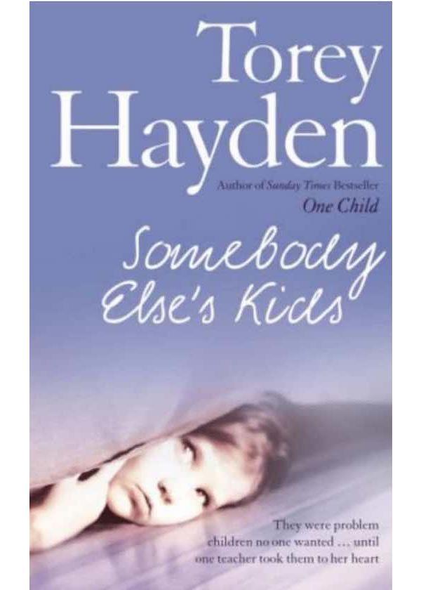 SOMEBODY ELSE'S KIDS British 2010 edition
