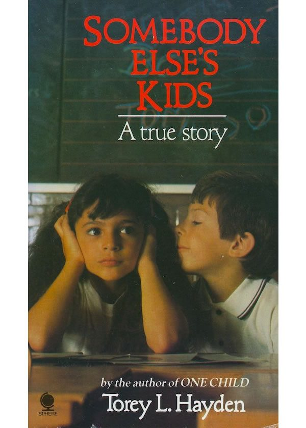 SOMEBODY ELSE'S KIDS British original paperback