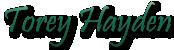 Torey Hayden-